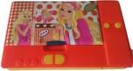 Gift Chachu Geometry & Pencil Boxes Gift Chachu Jumbo Princess Art Plastic Pencil Box