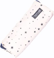 Enwraps Stars Shine Bird Art Cloth Pencil Box (Set Of 1, Black)