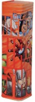 Disney Avengers Cartoon Characters Art Metal Pencil Boxes (Set Of 1, Muticolor)