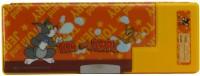 Warner Bros. Tom & Jerry Plastic Pencil Box (Set Of 1, Multicolor)