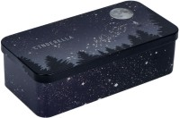 Www.thepaper.asia Cindrela Moon Swing Swing Art Metal Pencil Box (Set Of 1, Blue)
