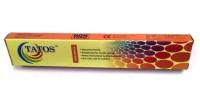 Tatos Eco Friendly Pencil Hexagonal Shaped Pencils (Set Of 10, Multicolour)