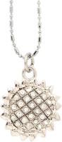 Vendee Fashion Imitation Diamond Alloy Pendant