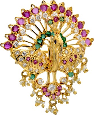 Pearls Cart Antique Alloy Pendant available at Flipkart for Rs.735