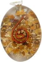 Aaradhi Divya Mantra Metaphysical Yellow Aventurine Reiki DVYM0000889 Agate Acrylic Pendant