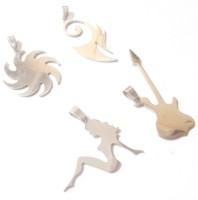 Vaishnavi Style Forever Stainless Steel Pendant Set