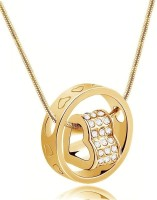 Crunchy Fashion Madly In Love Alloy Pendant
