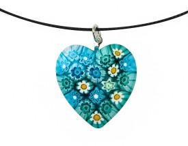 Magnifico Glass Pendant
