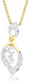Maya Diamond Designer 18kt Diamond Yellow Gold Pendant