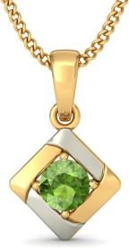 BlueStone The Rhyah Gold Pendant