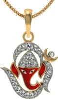 Jewelmantra Forever And Ever 18kt Yellow Gold Pendant