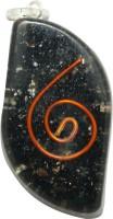 Aaradhi Divya Mantra Metaphysical Black Tourmaline Reiki Stone DVYM0000996 Agate Acrylic Pendant