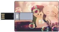 Printland 16GB Cute 16 GB Pen Drive (Multicolor)