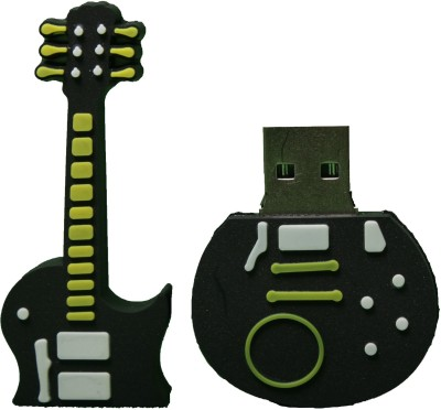 Dreambolic Guitar 32 GB  Pen Drive (Black)