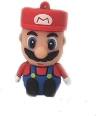 Dreambolic Mario 16 GB  Pen Drive (Red)