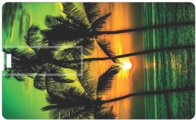 Via Flowers Llp Beauty Of Nature VPC86460 8 GB  Pen Drive (Multicolor)