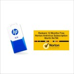 HP V160w With Norton Antivirus 12 Month Subscription