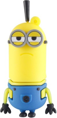 Chinmayi Dave Minion 16 GB  Pen Drive (Multicolor)