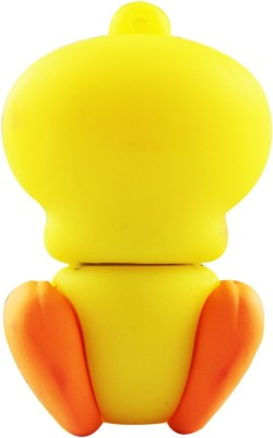 Shopizone Twitty 32 GB  Pen Drive (Yellow)