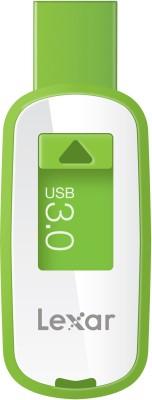 Lexar Jump Drive® S25 32 GB  Pen Drive (Green)