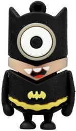 Qline Minions Batman