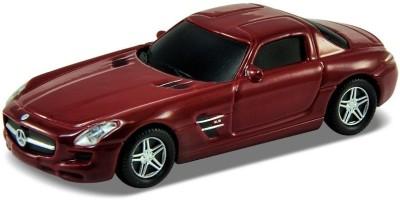 AutoDrive Mercedes-Benz 8 GB  Pen Drive (Red)
