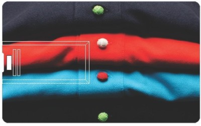 Printland Shirts PC163217 16 GB  Pen Drive (Multicolor)