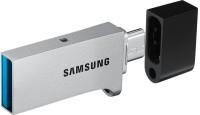 Samsung OTG MUF64CB USB 3.0 64 GB  Pen Drive (Grey, Black)