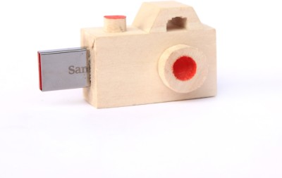 IVEI D01R 8 GB  Pen Drive (Red)