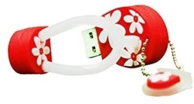 The Fappy Store Slipper 32 GB  Pen Drive (Red)