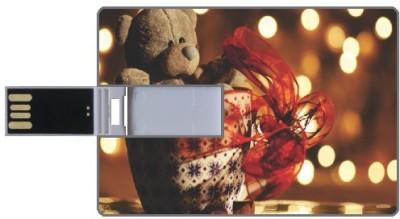 Design worlds Teddy DWPC88503 8 GB  Pen Drive (Multicolor)