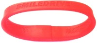 Smiledrive Super Fast USB 3.0 Wristband 16 GB Pen Drive (Red)