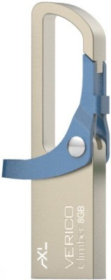 AXL Climber PENDRIVE 8 GB  Pen Drive (Blue)