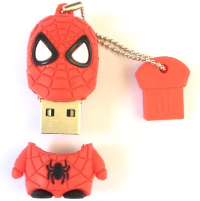 Seasonz International Spiderman 16 GB  Pen Drive (Multicolor)