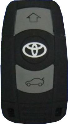 Microware Car Key18 16 GB  Pen Drive (Multicolor)