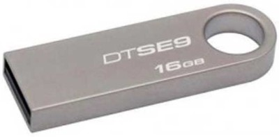 Kingston DTSE9H 16 GB  Pen Drive (Silver)