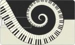 Printland Keep Calm & Love Music PC86282