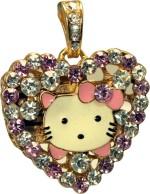 Zeztee Heart kitty Shape CR1031