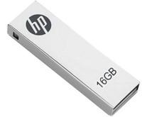 HP V210w 16 GB  Pen Drive (Grey)