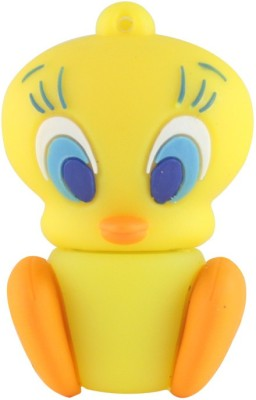 Chinmayi Tweety 16 GB  Pen Drive (Multicolor)