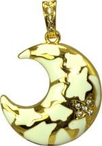 Zeztee Golden Moon Shape CR1033