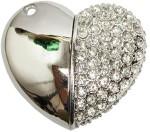 Zeztee Heart Shape Fancy Jewellery Style