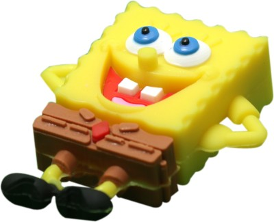 Dreambolic SpongeBob 16 GB  Pen Drive (Yellow)