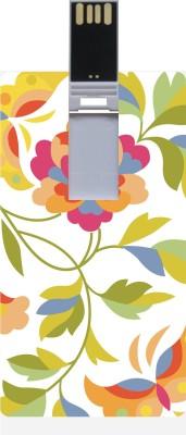 Garmor GRPd_870 Designer Printed Credit Card Shape 8GB Pendrive 8 GB  Pen Drive (Multicolor)
