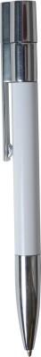 Moda Xclusive PCP001 8 GB  Pen Drive (White)