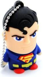 Dragon 3D Toy superhero Superman 8GB capacity cute flash drive memory stick
