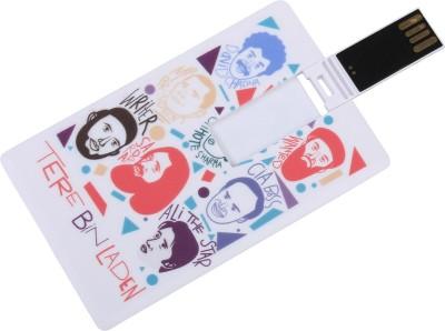 IMAGICA 201137 8 GB  Pen Drive (White)