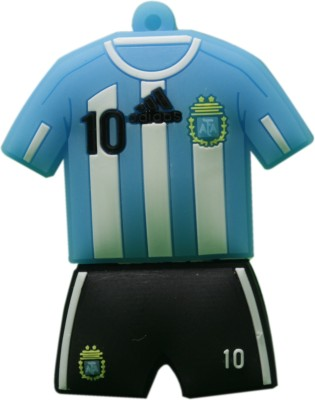 Dreambolic Lionel Messi 32 GB  Pen Drive (Blue)