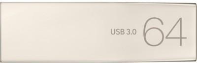 Samsung MUF-64BA/IN USB 3.0 64 GB  Pen Drive (Silver)