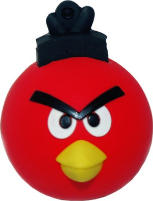 Live Tech Angry Birds 4 GB Pen Drive